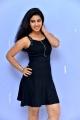 Actress Pavani Hot Black Dress Images @ Mr Homanand Audio Launch