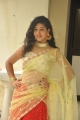 Telugu Actress Pavani Reddy Hot Half Saree Photos