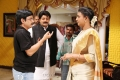 Janardhan Maharshi at Pavitra Movie Working Stills