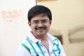Director Janardhan Maharshi at Pavitra Movie Working Stills