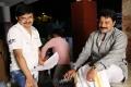 Janardhan Maharshi, Saikumar at Pavitra Movie Working Stills
