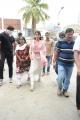 Actress Shriya Saran @ Pavitra Team visits Hyderabad Theatres Photos