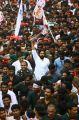 Pawan Kalyan Jana Sena Kavathu @ Rajahmundry Images HD