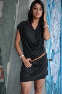 Payal Ghosh in Black Dress Stills