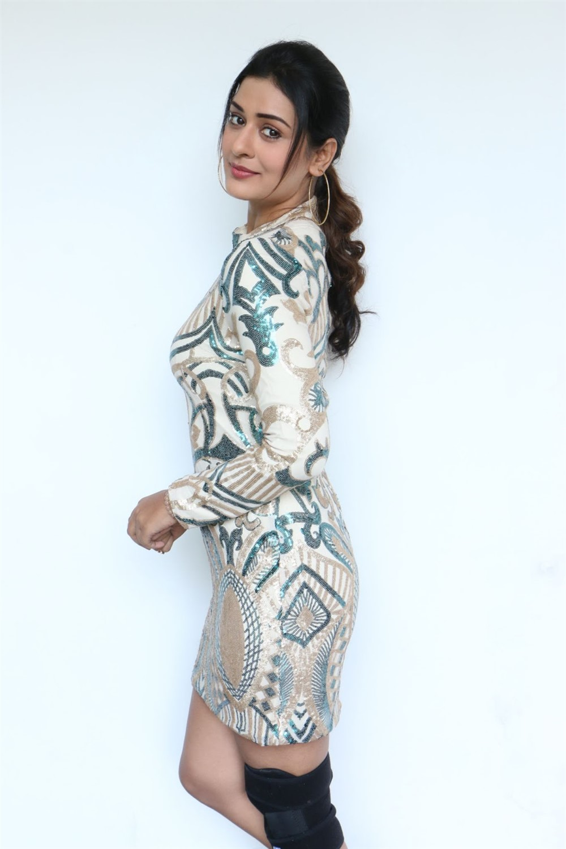 Actress Payal Rajput Images @ Disco Raja Movie Press Meet