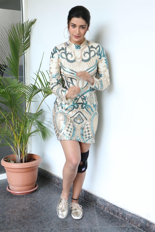 Actress Payal Rajput New Images @ Disco Raja Press Meet