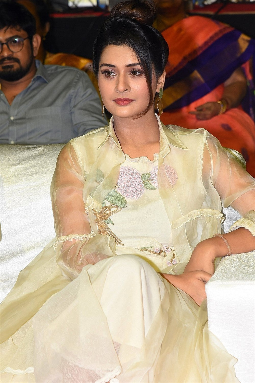 Actress Payal Rajput Images @ Venky Mama Musical Night