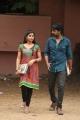 Asmitha, Prajin in Pazhaya Vannarapettai Movie Stills