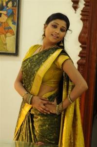 Actress Jothisha in Pei Irukka Illaya Movie Stills