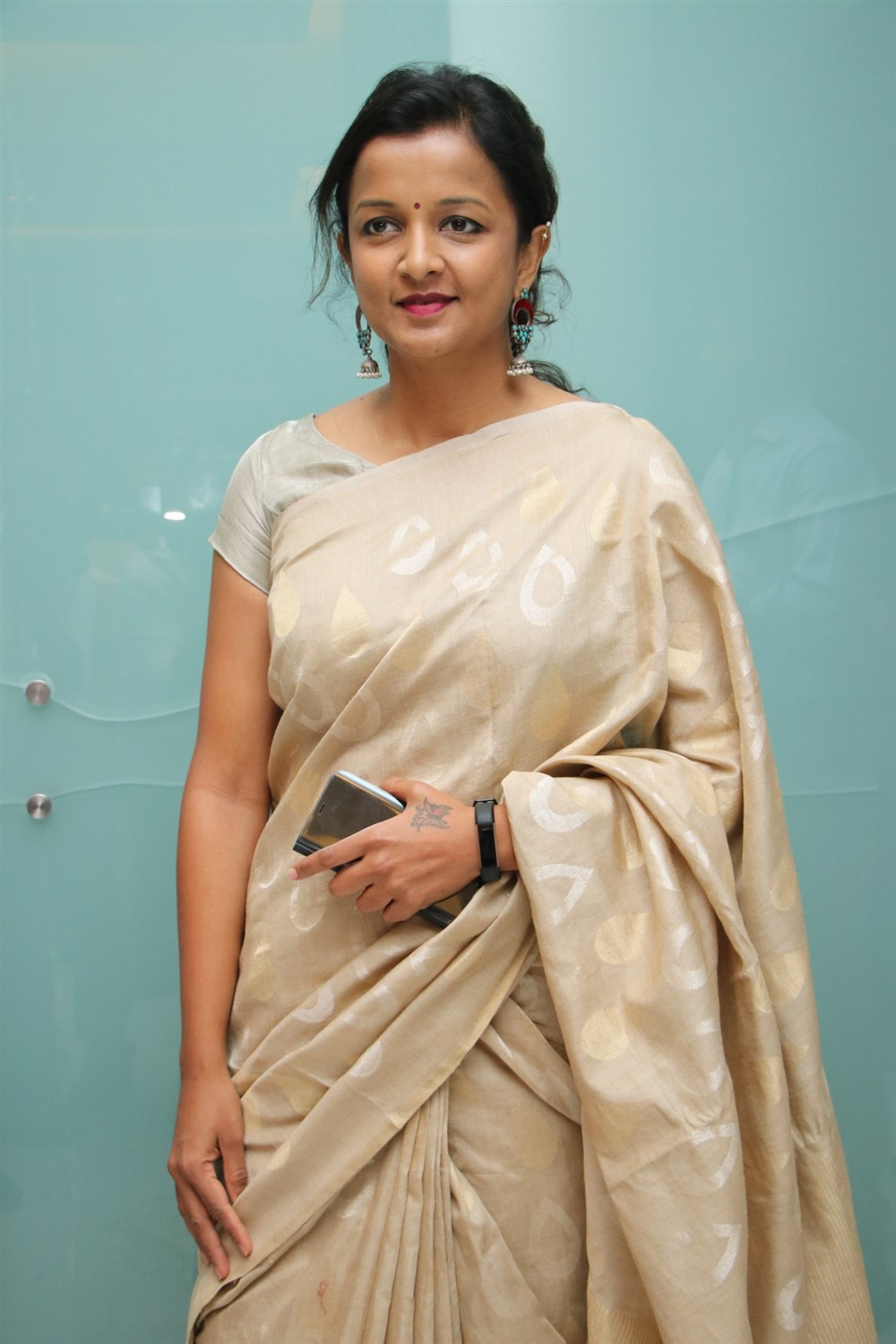 Kiruthiga Udhayanidhi @ Pei Pasi Audio Launch Photos