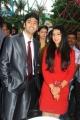 Rahul Ravindran, Niti Taylor at Pelli Pustakam Movie Opening Stills