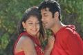 Neethi Taylor, Rahul Ravindran in Pelli Pustakam Movie New Photos