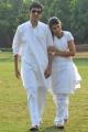 Rahul Ravindran, Niti Taylor in Pelli Pustakam Movie Stills