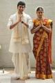 Rahul Ravindran, Niti Taylor in Pelli Pustakam Telugu Movie Stills