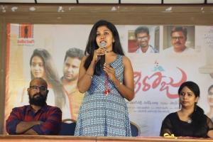Riythvika @ Pelli Roju Movie First Look Launch Stills
