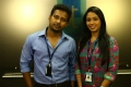 Dinesh, Nivetha Pethuraj in Pelli Roju Movie Stills