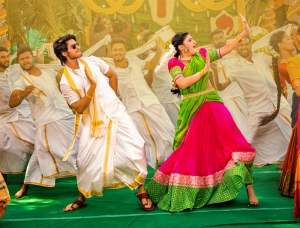Roshan, Sree Leela in Pelli SandaD Movie HD Images