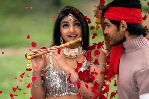 Sree Leela, Roshan Meka in Pelli SandaDi Movie Images HD