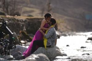 Sree Leela, Roshan in Pelli SandaD Movie Images HD