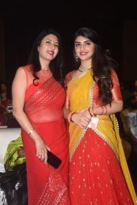 Deepti Bhatnagar, Sree Leela @ Pelli SandaD Pre Release Event Stills