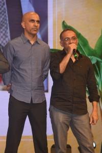 Shobu Yarlagadda, Prasad Devineni @ Pelli SandaD Pre Release Event Stills