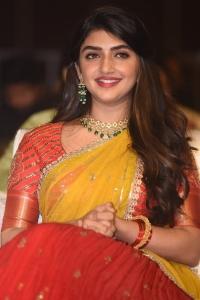 Actress Sree Leela @ Pelli SandaD Pre Release Event Stills