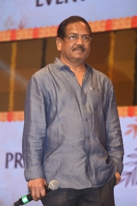 B Gopal @ Pelli SandaD Pre Release Event Stills