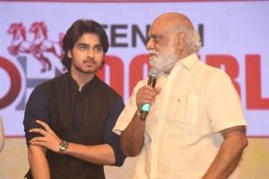 Roshan, K. Raghavendra Rao @ Pelli SandaD Pre Release Event Stills
