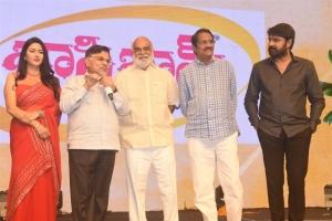 K. Raghavendra Rao @ Pelli SandaD Pre Release Event Stills