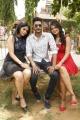 Ashwini, Prince, Sunaina @ Pelliki Mundu Prema Katha Movie Opening Stills