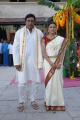 Prakash Raj, Bhumika Chawla in Pen Adimai Illai Movie Stills