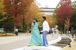 Sri Divya, GV Prakash Kumar in Pencil Movie Latest Stills