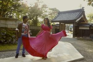 GV Prakash Kumar, Sri Divya in Pencil Movie Latest Stills