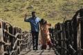 Mammootty, Sadhana in Peranbu Movie Stills HD