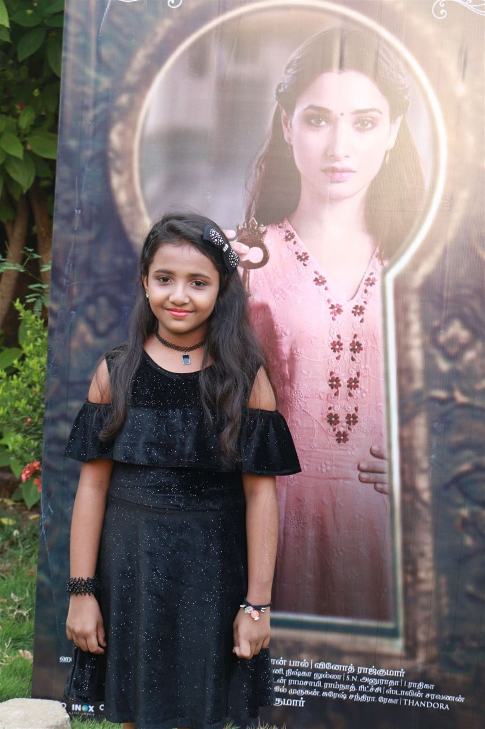 Baby Moneka @ Petromax Movie Press Meet Stills
