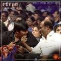 Karthik Subbaraj, Rajnikanth @ Petta Audio Release Photos