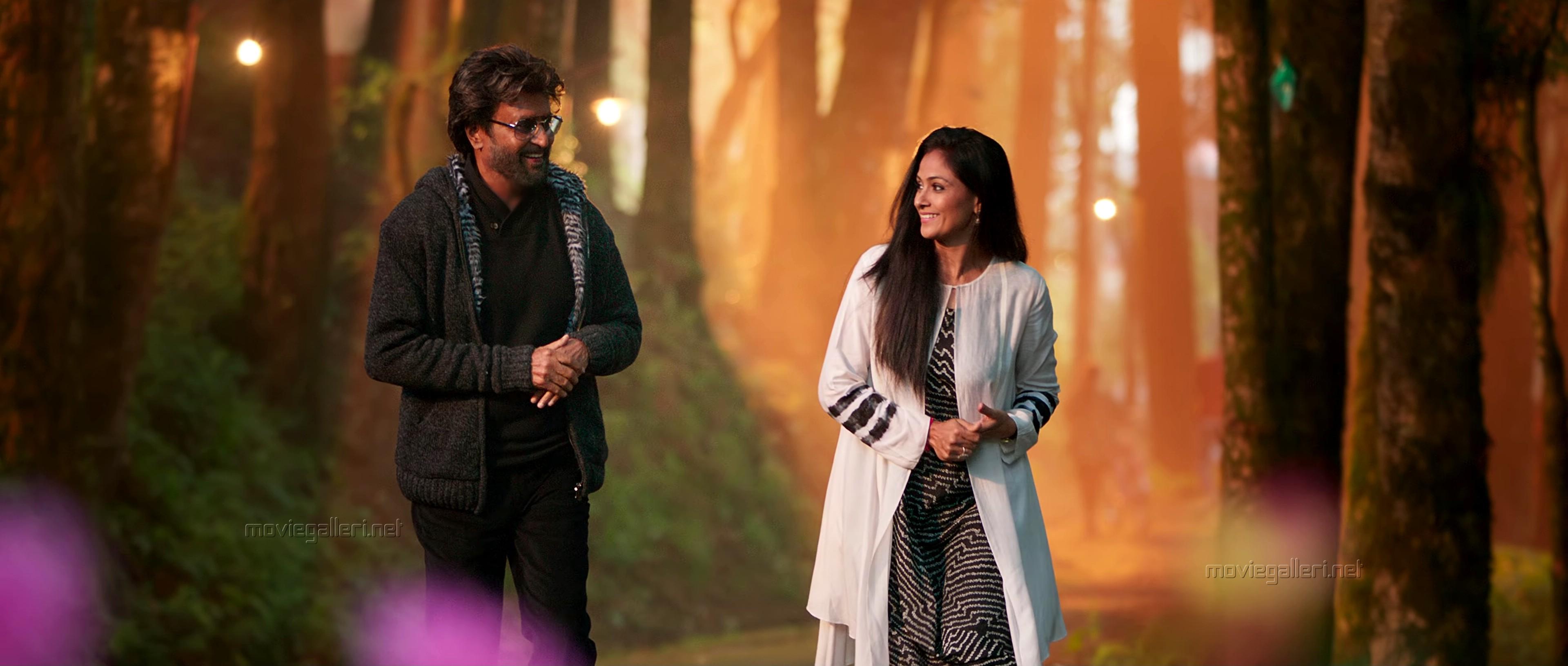 Rajini, Simran in Petta Movie Images HD