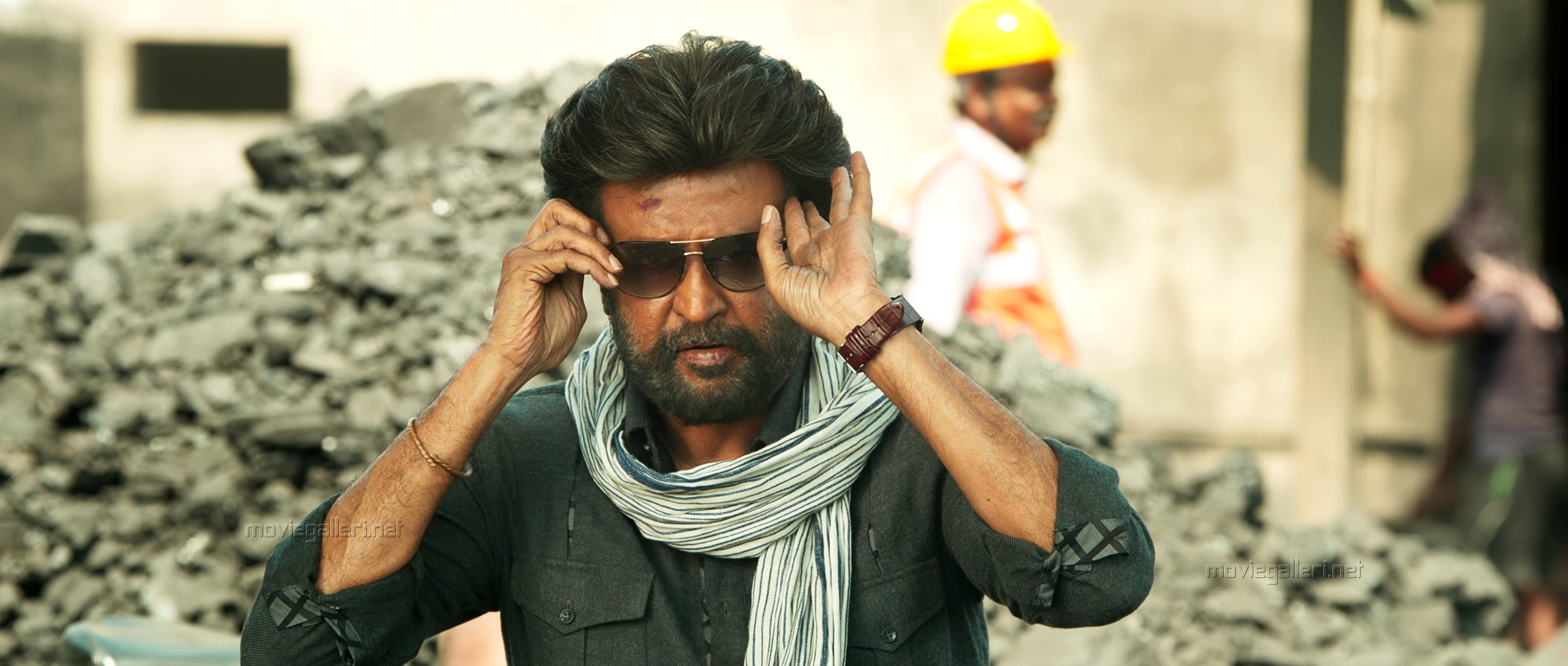 Petta Rajinikanth HD Images
