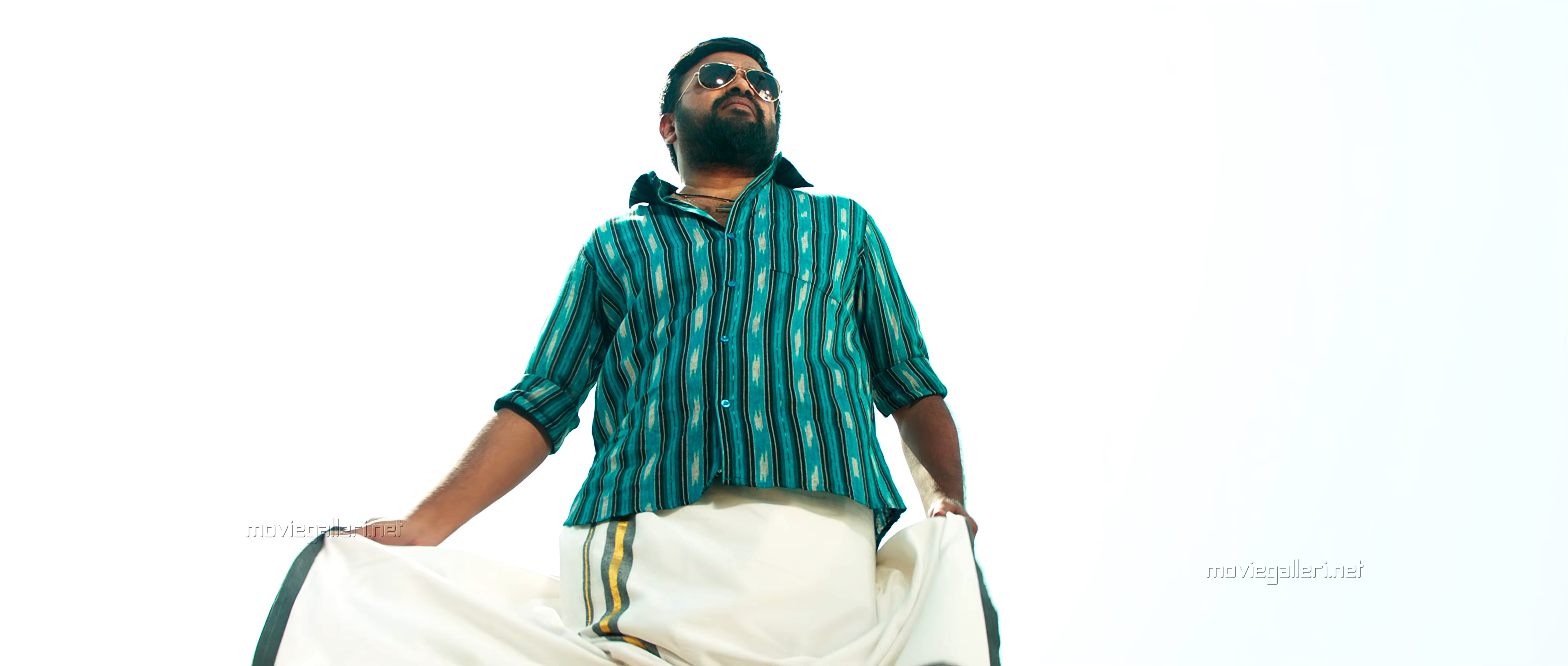 Actor Sasikumar in Petta Movie Images HD