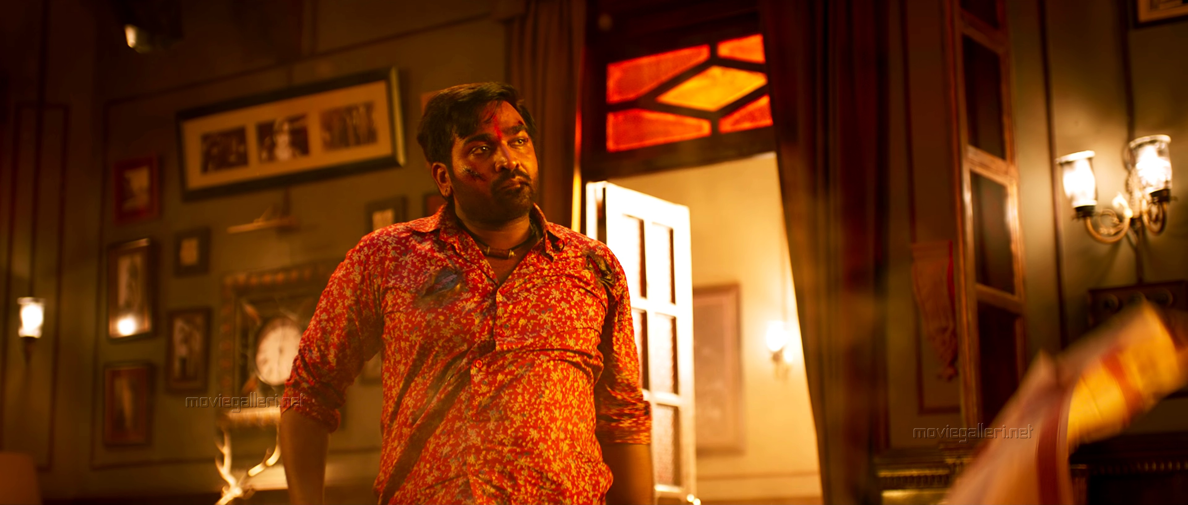 Actor Vijay Sethupathi in Petta Movie Images HD