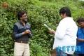 Rajinikanth, Karthik Subbaraj in Petta Shooting Spot Stills