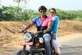 Veera, Chandini in Pettikadai Movie Stills HD