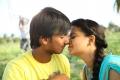 Sundar, Ashmitha in Pettikadai Movie Stills HD
