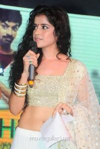 Actress Piaa Bajpai Hot Pics at Back Bench Student Audio Release