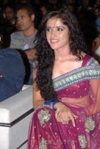 Telugu Actress Piaa Bajpai Hot Saree Stills