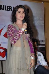 Piaa Bajpai Hot Images in Transparent Churidar at Dalam Trailer Launch
