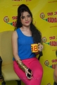 Telugu Actress Piaa Bajpai Latest Stills at Radio Mirchi Studios