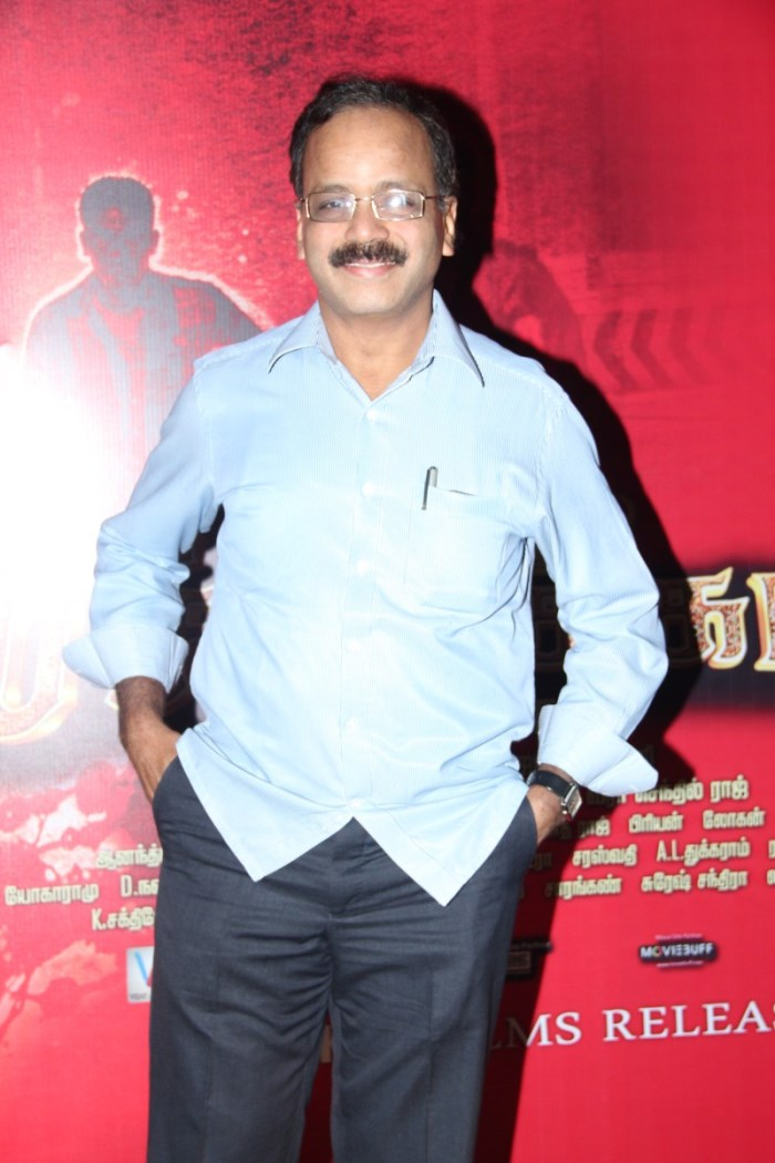 Dhananjayan @ Pichaikaran Movie Success Meet Photos