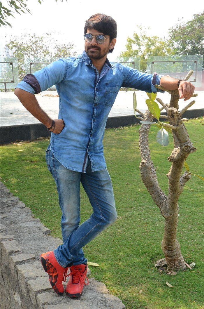 Actor Sanjay @ Pichiga Nachav Movie Press Meet Stills