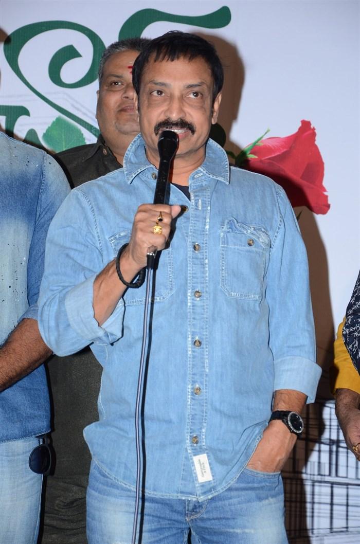 Raj Kandukuri @ Pichiga Nachav Movie Press Meet Stills